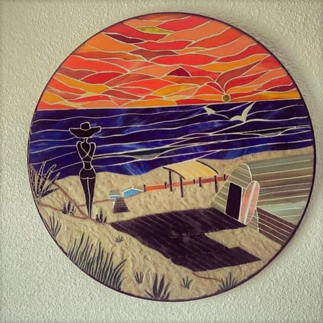 vieuxboucau-surfclub-commande-verre-mosaique-epoxy-resine